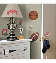 Ohio State Buckeyes Removable Wall Decals