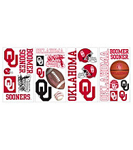 Oklahoma Sooners Removable Wall Decals
