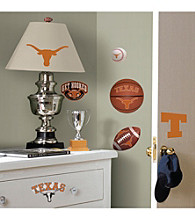 Texas Longhorns Removable Wall Decals