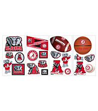 Alabama Crimson Tide Removable Wall Decals