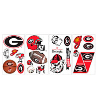Georgia Bulldogs Removable Wall Decals