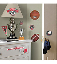Wisconsin Badgers Removable Wall Decals