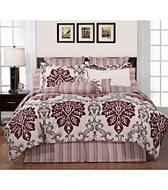 Country Ridge Luxury Comforter or Duvet Sets by Pointehaven