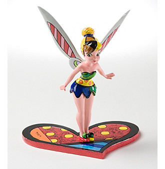 "Disney by Britto 8"" Tinker Bell® Figurine"
