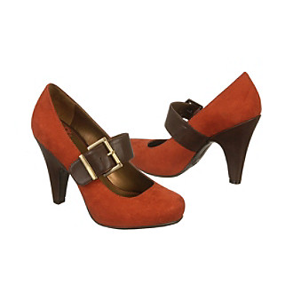 "Fergalicious® ""Celeste"" Mary Jane Pump"