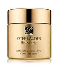 Estee Lauder Re-Nutriv Lightweight Cream Limited Edition