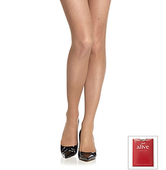 Hanes® Alive Full Support Pantyhose with Control Top