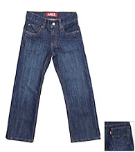 Levi's® Boys' 2T-7X 514™ Blue Glare Slim Straight Jeans