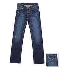 Levi's® Girls' 7-16 Plus Mysterious Straight Skinny Jeans