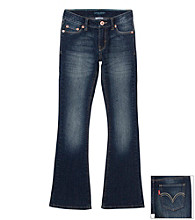 Levi's® Girls' 7-16 Plus Skinny Flare Jean