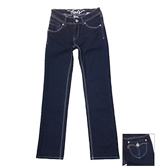 Levi's® Girls' 7-16 Plus Pixie Midnight Jean