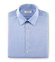 Calvin Klein Men's Point Collar Dress Shirt