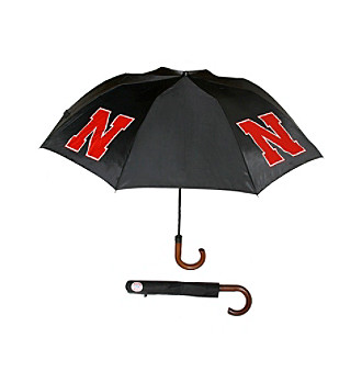 TNT Media Group Nebraska Cornhuskers Umbrella