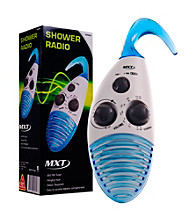 Remedy™ AM/FM Shower Radio