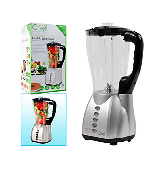 Soup-A-Chef™ Electric Chopper and Soup Maker