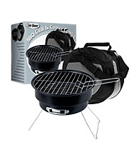 Chef Buddy™ Portable Grill & Cooler Combo