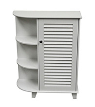 RiverRidge Home Products Ellsworth White Floor Cabinet with Shelves