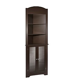 RiverRidge Home Products Ellsworth Espresso Large Floor Cabinet