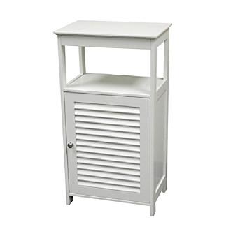 riverridge home products ellsworth white small floor cabinet