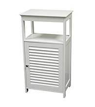 RiverRidge Home Products Ellsworth White Small Floor Cabinet