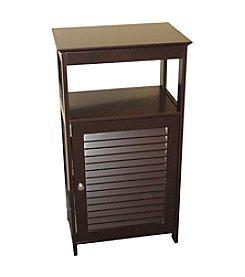 RiverRidge Home Products Ellsworth Espresso Small Floor Cabinet