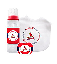TNT Media Group St. Louis Cardinals Baby Gift Set