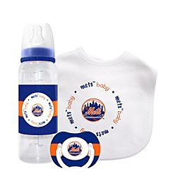 TNT Media Group New York Mets Baby Gift Set
