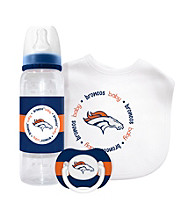 TNT Media Group Denver Broncos Baby Gift Set