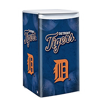 Boelter Brands Detroit Tigers Counter Top Height Fridge