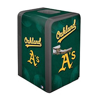 Boelter Brands Oakland Athletics Portable Party Fridge