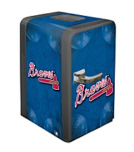 Boelter Brands Atlanta Braves Portable Party Fridge