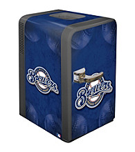Boelter Brands Milwaukee Brewers Portable Party Fridge