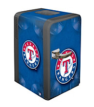 Boelter Brands Texas Rangers Portable Party Fridge