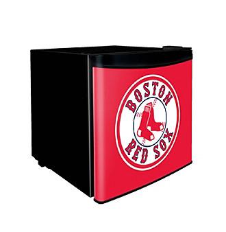 Boelter Brands Boston Red Sox Dorm Room Fridge