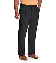 Tommy Bahama® Men's Black Flying Fishbone Pants