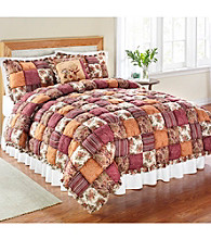 Autumn Puff Quilt by LivingQuarters