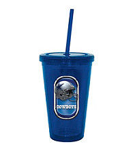 TNT Media Group Dallas Cowboys Sip N Go Tumbler