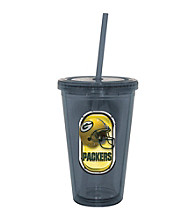 TNT Media Group Green Bay Packers Sip N Go Tumbler