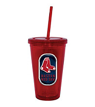TNT Media Group Boston Red Sox Sip N Go Tumbler