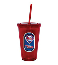 TNT Media Group Philadelphia Phillies Sip N Go Tumbler