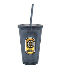 TNT Media Group Boston Bruins Sip N Go Tumbler