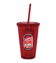 TNT Media Group Detroit Red Wings Sip N Go Tumbler
