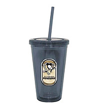 TNT Media Group Pittsburgh Penguins Sip N Go Tumbler