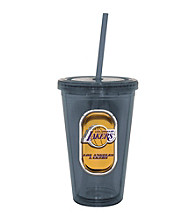 TNT Media Group Los Angeles Lakers Sip N Go Tumbler