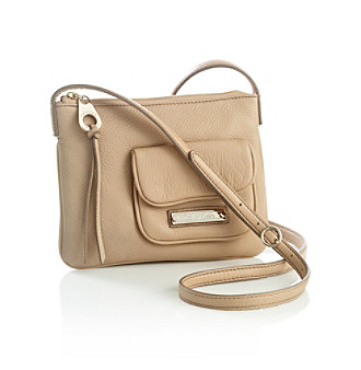Calvin Klein Key Items Crossbody - Nude