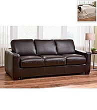 Natuzzi Editions® Sleep Solutions Leather Sleeper Sofa