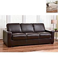 Natuzzi Editions® Sleep Solutions Leather Sleeper Sofa