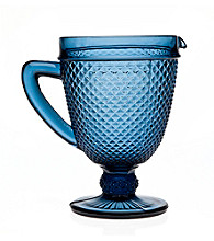 Godinger® Belmont Blue Pitcher