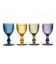 Godinger® Belmont Set of 4 Goblets