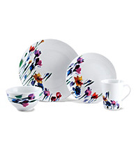 Gourmet Basics by Mikasa® Watercolor Garden 16-pc. Dinnerware Set